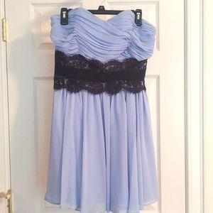 EUC Baby Blue Dress Size 10